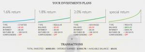 ProfitableSunrise investice